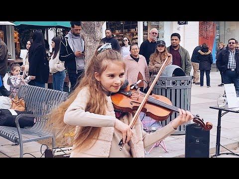 Mi Gente - Violin Cover by Karolina Protsenko (J Balvin, Willy William)