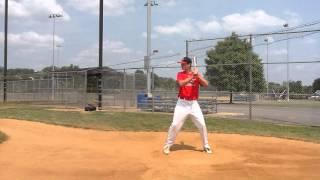 Hunter Gore 2016 catcher