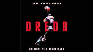 "Paul Leonard-Morgan ""It's All A Deep End"" DREDD"