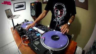 Serato Pitch Play Mashup - Eye of the tiger vs. This Girl