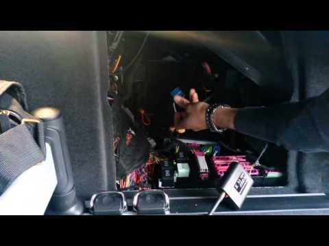 Audi A3 A4 A5 A6 4G A7 A8 4H Q5 - Standheizung (Pre-Heater) via Mobilephone - GSM Modul Installation