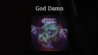 Avenged Sevenfold - God Damn (Lyrics)
