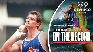 Ulf shatters Shot Put Olympic Record in Seoul 1988 | The Olympics On The Record