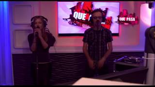 C. Phonk ft. Q-Bix (vox T. Kestens & N. Denteneer) - All The Time (live bij Q)
