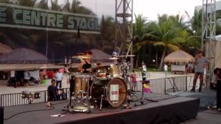 ZARA LEOLA move it Cindy Drummer 10th ancol beach city cover