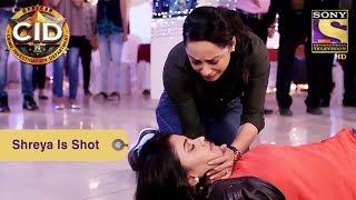 Your Favorite Character | Shreya Is Shot | CID width=