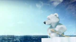 Маша и Медведь - Мишка на севере (Тюлень HD)