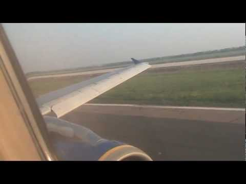 FULL POWER TAKE OFF.A320 DONBASSAERO DONETSK. VTS 01 1