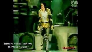 Michael Jackson - Scream Live in Berlin - HIStory Tour 1997