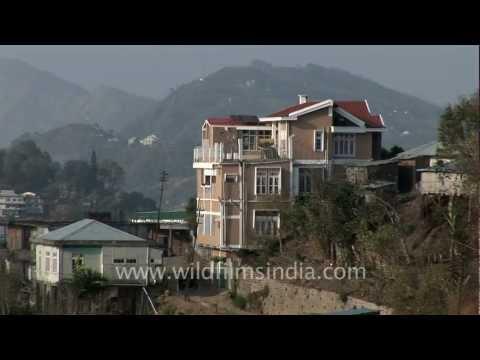Modern residential architectural designs in Mizoram