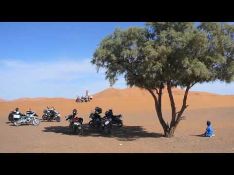Motorcycle Tour – Morocco: Mountains, Deserts and Oases // BMW 1200 GS // Hispania Tours