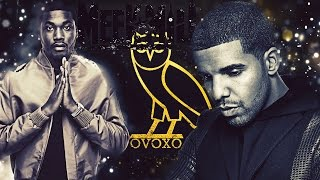 Meek Mill - Left Hollywood REACTION! (Drake Diss )