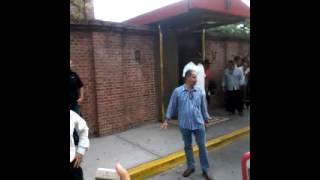 EMINEM Saliendo del Hotel Faena BUENOS AIRES ARGENTINA | 17/03/16