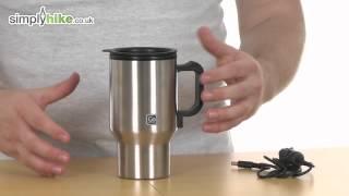 Design Go Heated Mug - www.simplyhike.co.uk