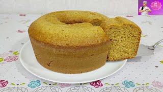 BOLO DE RAPADURA  com CozinhandoComNane :)