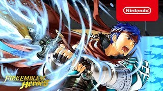 Fire Emblem Heroes - Legendary Hero (Ike: Vanguard Legend)