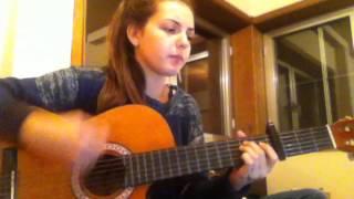 Bana bir masal anlat baba - Yeni Türkü (Gitar cover by Burcu Keskin)
