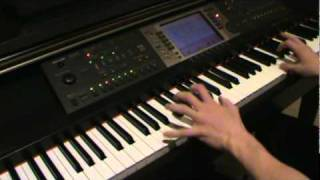 Chris Brown - Yeah 3X Piano cover