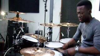 Tinie Tempah - Mamacita ft. Wizkid (Drum Cover)