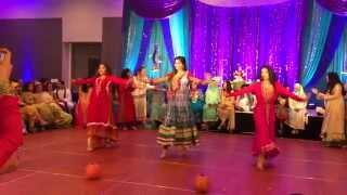 Misbah's Mehndi Dance