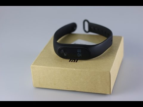 Xiaomi Mi Band 2 - unboxing și primele impresii