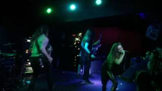 Once Human live @ The Marquis 2017