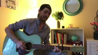 Any Ol' Barstool - Jason Aldean (Jake Barnes Cover)