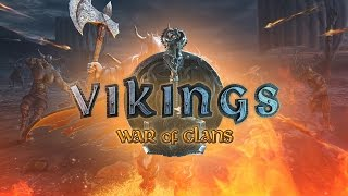 Vikings: War Of Clans - Battle Cry (Music from the Official Trailer)