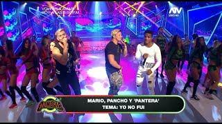 Yo No Fui - Mario Hart ; Pantera y Pancho( REENCUENTRO  - COMBATE 2018)