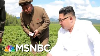 Kim Jong Un Chooses Potato Over Mike Pompeo   All In   MSNBC width=