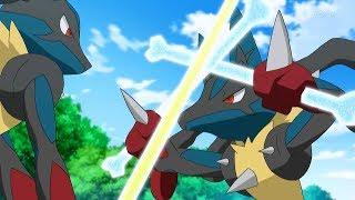 Mega Lucario Amv Skillet - Monster