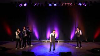 nur wir - Paradise [a cappella Coldplay Cover] (live)