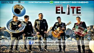 Tres Palabras (2016) (Estudio) - Grupo Elite Norteño