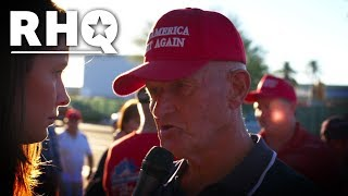 Trump Supporter On Immigrants: Just Shoot 'Em