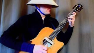 Cao thủ chơi guitar