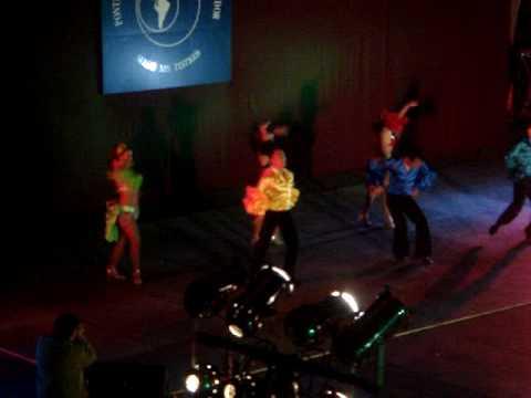 MAMBO de Tribal Dance! Quito-Ecuador