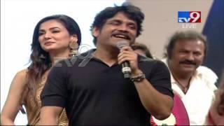 I have no issues with Balakrishna : Nagarjuna @ TSR-TV9 National Film Awards !