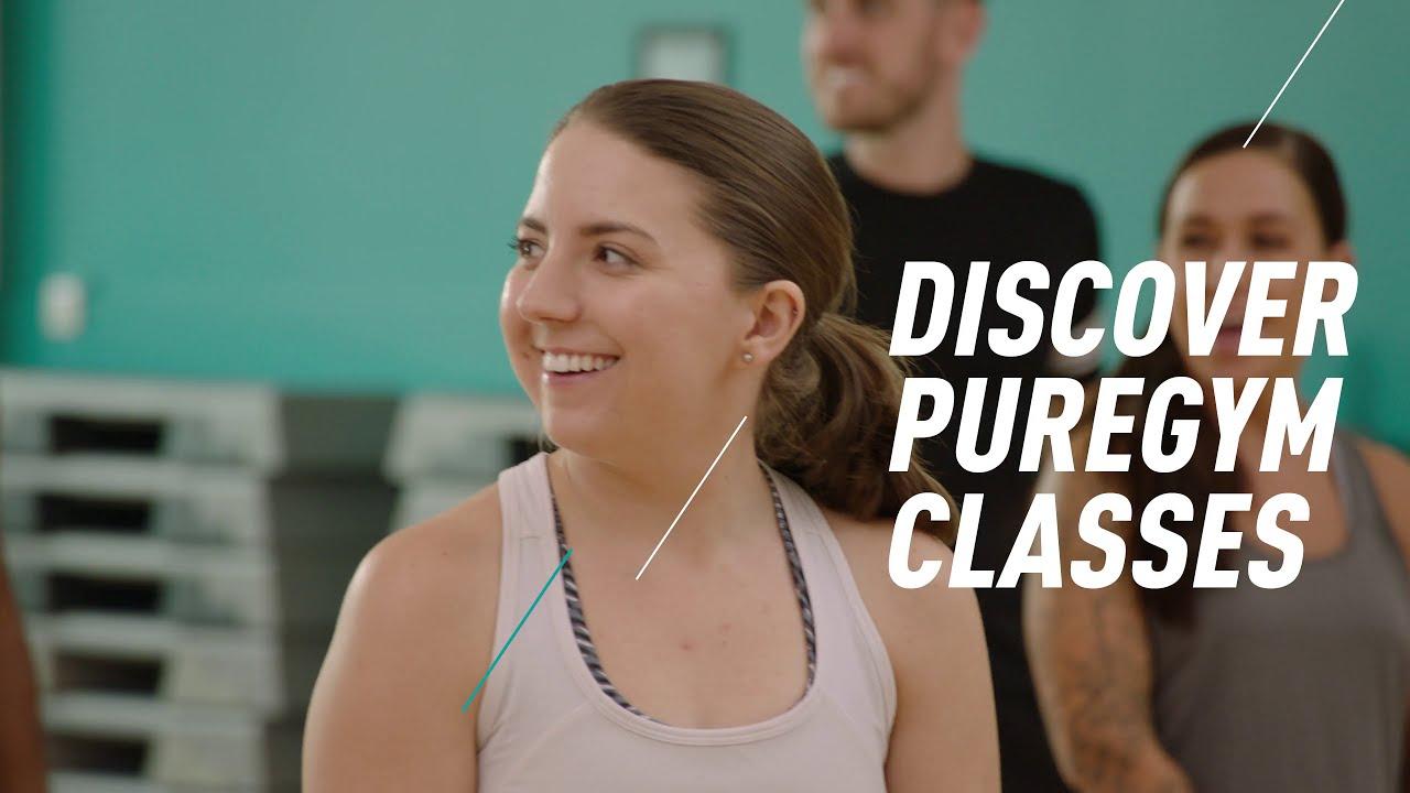 PureGym classes