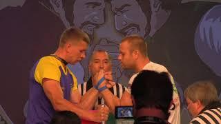 Final LEFT| Senior MEN 85 kg | WORLDS CHAMPIONSHIP 2017
