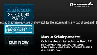 Colharbour Selections Part 22: Norin & Rad - Always A New Day (Original Mix)