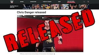 Chris Danger RELEASED from WWE