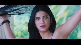 Shruti Hassan Hot Show in Vedhalam - High Clarity width=