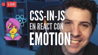 CSS en JS y Styled Components con Emotion y React