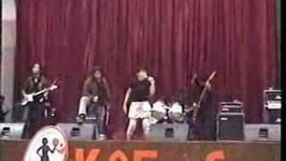 Minerva Band (a memory)