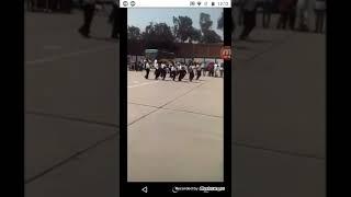 Baile en parque huiracocha