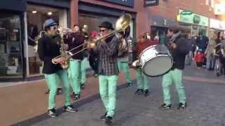 Kumpania Algazarra - Maré (Live in Blackpool)
