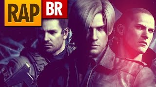 Rap do Resident Evil 6 | Tauz RapGame 20