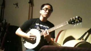 Jay Legaspi - Just Friends (Musiq Soulchild Cover) with a Banjo/Guitar