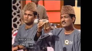 Noori Mahfil Pe Chadar Tani Noor Ki qawali by gaus mohammed nasir width=
