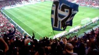 Super Dragões na Luz 2012 slb 2-3 FCP Parte.2